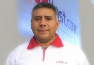 Hedyn Álvarez @ AQPHost